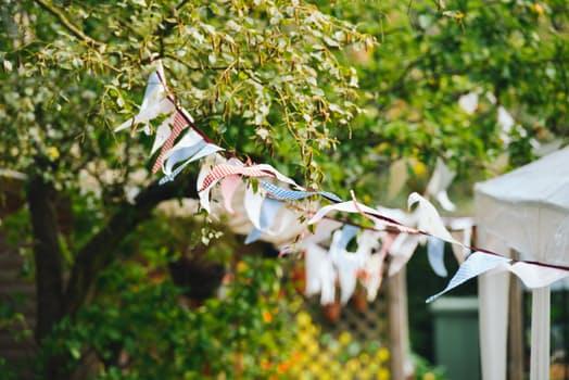 garden maintenance party preparation with CC&M Landscapes