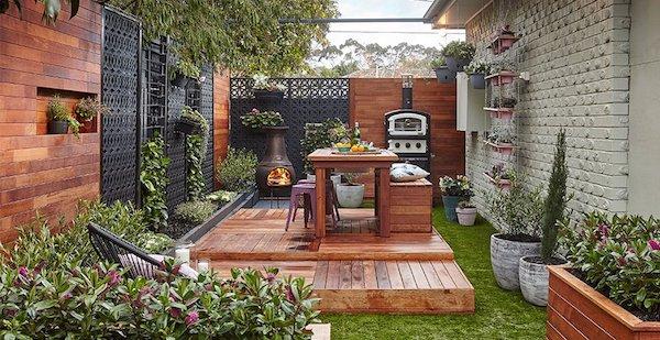 summer garden maintenances services